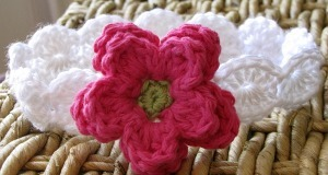 Double Layer Flower