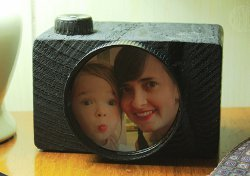 The Daddy Cam Picture Frame