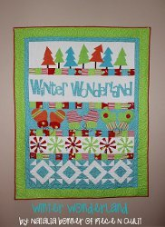 Winter Wonderland Quilt