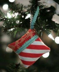 Trendy Pillow Ornament