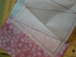 Freezer Paper Piecing
