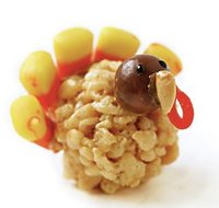Gobble Gobble Rice Krispies Treats