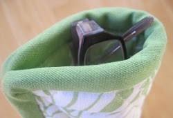 No Sew Eyeglasses Case