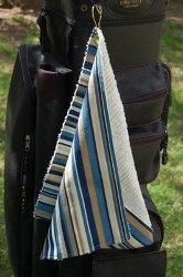 Golf Towel Tutorial
