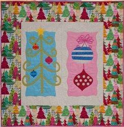Christmas Tree Sampler Quilt