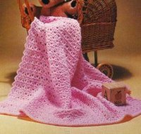 30+ Quick and Easy Crochet Baby Blanket Patterns Read more at http://www.allfreecrochetafghanpatterns.com/Baby-Blanket-Afghans/19-Quick-and-Easy-Crochet-Baby-Blanket-Patterns#xMGiGfRQf0jDfZKe.99
