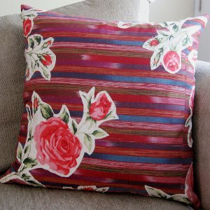 Beautiful Bohemian Pillow Tutorial