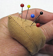 Thumb Pincushion