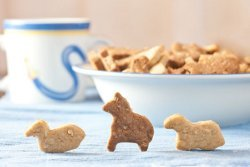 Copycat Animal Crackers