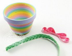 Quilled Easter Basket
