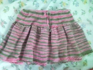 Easy Summer Toddler Skirt