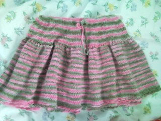 Easy Summer Toddler Skirt