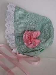Summer Hat Into Easter Bonnet