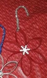 Cardboard Star Ornament