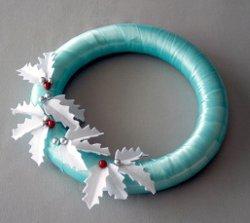 Classy Winter Wreath