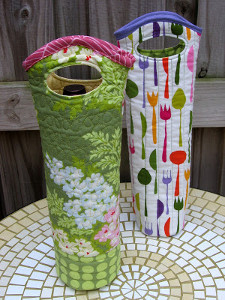 How to Sew a Wine Tote