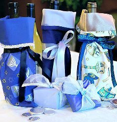 DIY Chanukah Gift Bags