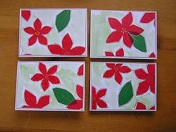 Easy Tissue Paper Cards