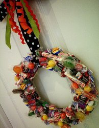 Sugar Rush Wreath
