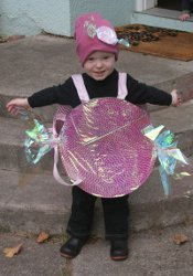 Five Dollar Candy Costume