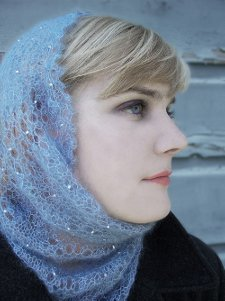 Ice Queen Scarf