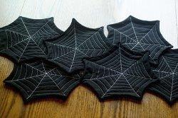Spiderweb Spread Table Runner