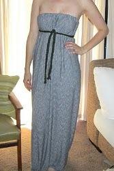 Super Easy Summer Dress