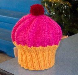 Cupcake Hat Pattern