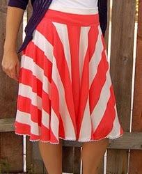 Ice Cream Social Skirt