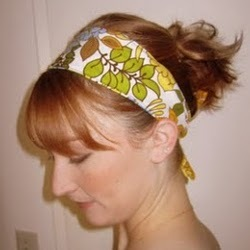 Last Minute Headwrap