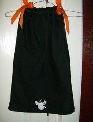 Halloween Towel Dress