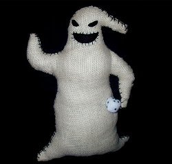 Sew an Oogie Boogie Doll