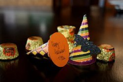 Sweet Witch Hat Treats