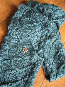 Irish Hooded Scarf