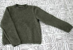 Just the Basics Sweater