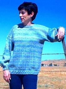 Easy No Sew Sweater
