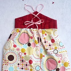 Strawberry Vanilla Dress