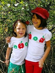 Perfect Apple Picking Tees