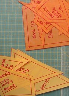 How To Use Plastic Quilting Templates : 24 Traditional Quilt Patterns: Free Traditional Quilt Blocks and Vintage Patterns FaveQuilts.com