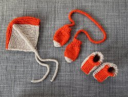 Small and Clever Baby Set
