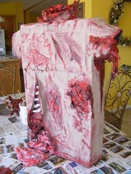 Blood and Guts Yard Prop