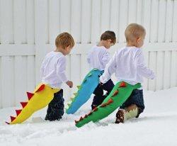 Dino Dragon Tails