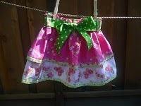 Simple Layered Skirt Tutorial