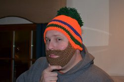 Da Beard Hat