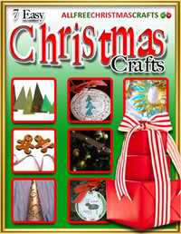 7 Easy Christmas Crafts free eBook