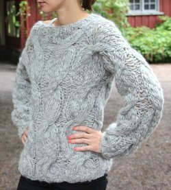 Close Cables Sweater
