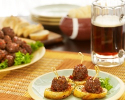 Game Day Meatballs