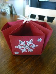 Decorative Christmas Baskets Made Simple