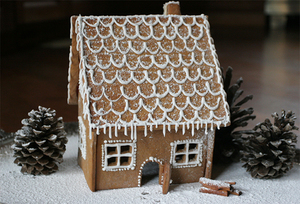 German Gingerbread House (Lebkuchenhaus)