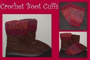 Easy Peasy Boot Cuffs